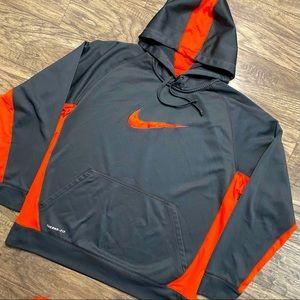 Nike Therma Fit Men's Hoodie Sweatshirt Size XL